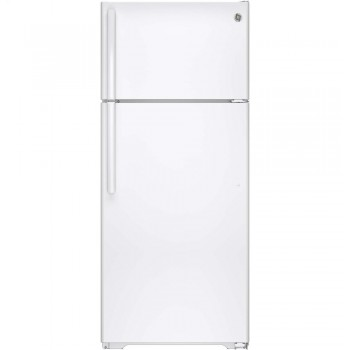 GENERAL ELECTRIC GE(R) ENERGY STAR(R) 17.6 Cu. Ft. Top-Freezer Refrigerator