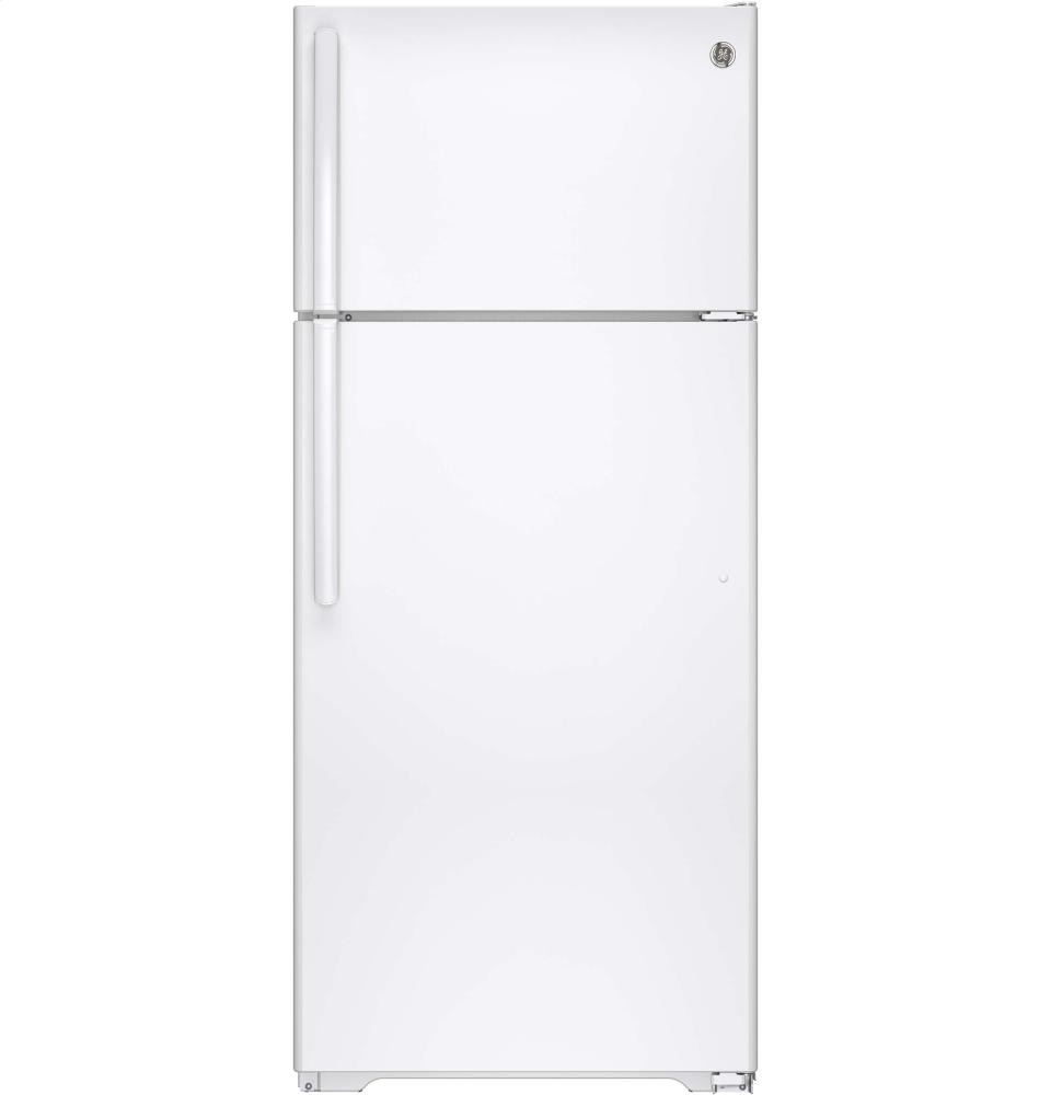 GENERAL ELECTRIC GE(R) ENERGY STAR(R) 17.6 Cu. Ft. Top-Freezer Refrigerator