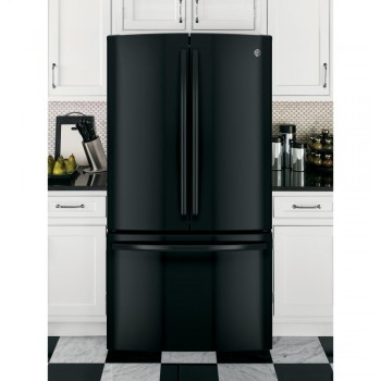 GENERAL ELECTRIC GE(R) ENERGY STAR(R) 28.5 Cu. Ft. French-Door Refrigerator