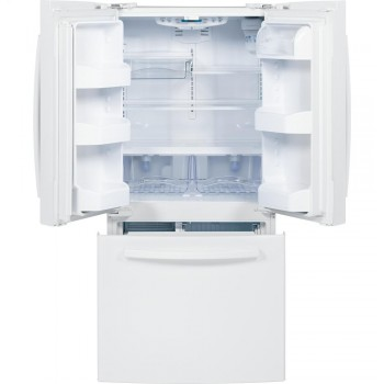 GENERAL ELECTRIC GE(R) 22.7 Cu. Ft. French-Door Refrigerator