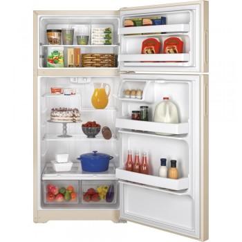 GENERAL ELECTRIC GE(R) ENERGY STAR(R) 15.5 Cu. Ft. Recessed Handle Top-Freezer Refrigerator