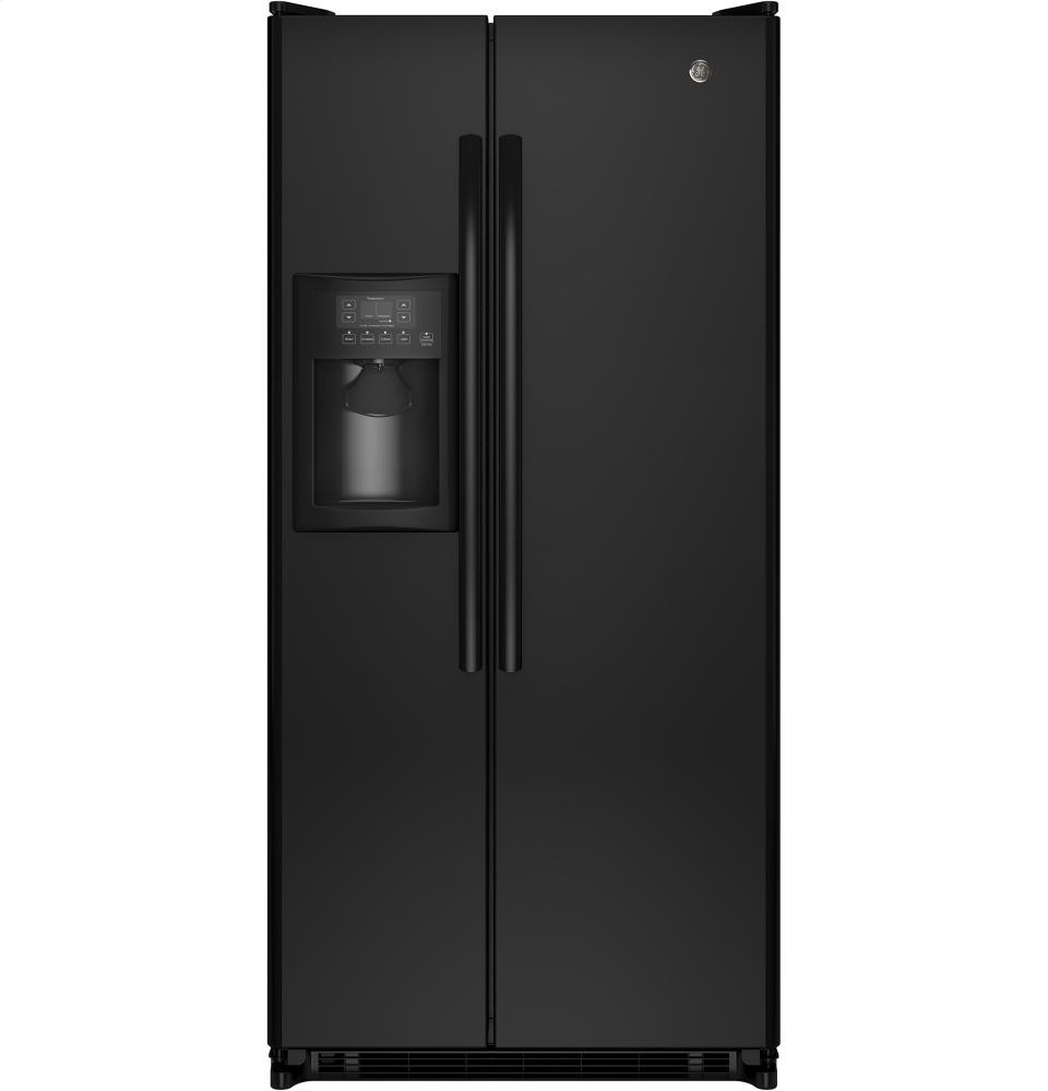 General Electric Ge R 20 0 Cu Ft Side By Side
