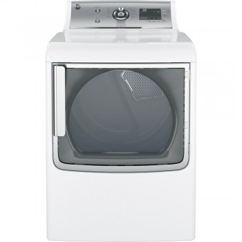 GENERAL ELECTRIC GE(R) 7.8 cu. ft. capacity electric dryer