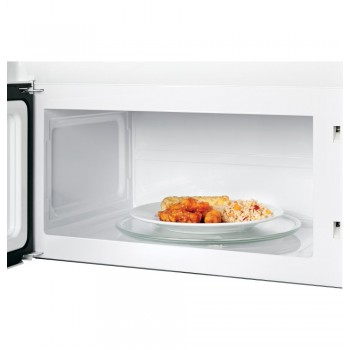 GENERAL ELECTRIC GE(R) 1.6 Cu. Ft. Over-the-Range Microwave Oven with Recirculating Venting