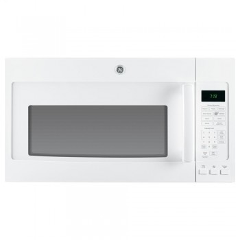 GENERAL ELECTRIC GE(R) 1.9 Cu. Ft. Over-the-Range Sensor Microwave Oven with Recirculating Venting