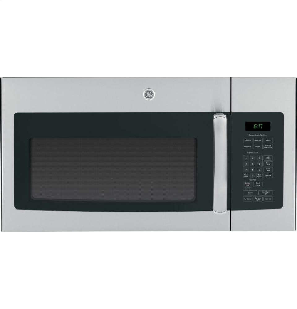 GENERAL ELECTRIC GE(R) 1.7 Cu. Ft. Over-the-Range Microwave Oven