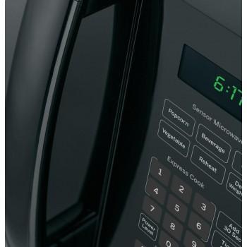 GENERAL ELECTRIC GE(R) 1.7 Cu. Ft. Over-the-Range Sensor Microwave Oven