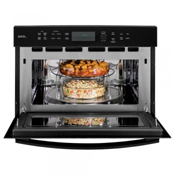 GENERAL ELECTRIC GE Profile Series 27 in. Single Wall Oven Advantium(R) Technology
