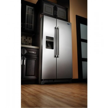 MAYTAG 25 cu. ft. Side-by-Side Refrigerator with 36