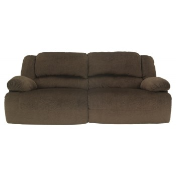 Toletta - Chocolate - 2 Seat Reclining Power Sofa