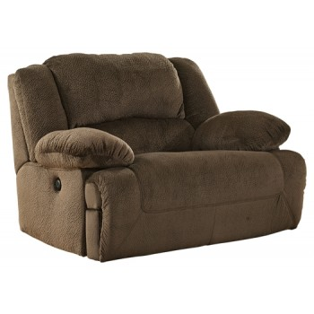 Toletta - Chocolate - Zero Wall Wide Seat Recliner
