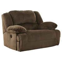 Toletta - Chocolate - Zero Wall Power Wide Recliner