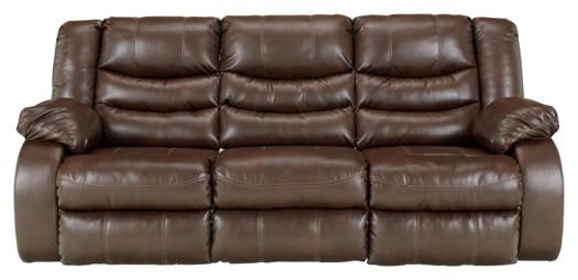 Linebacker DuraBlend®   Espresso   Reclining Sofa