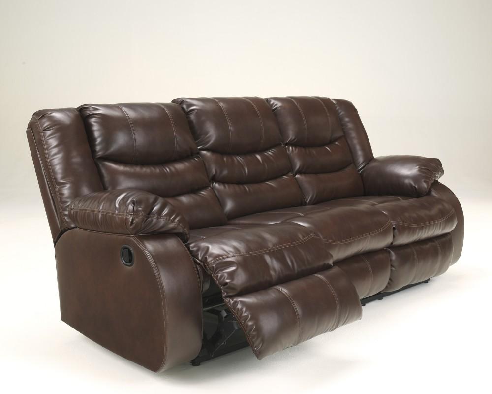 Linebacker DuraBlend® - Espresso - Reclining Sofa