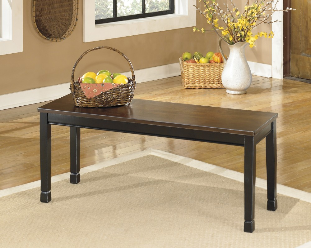 Owingsville Large Dining Room Bench D58000 Benches Perryton