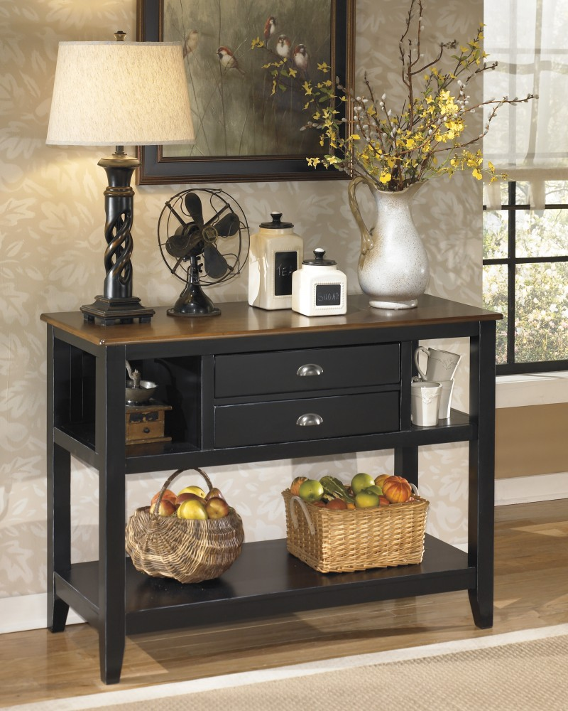 Owingsville - Dining Room Server | D580-59 | Servers | Cadwell Furniture