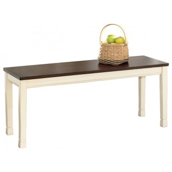 Whitesburg - Large Dining Room Bench