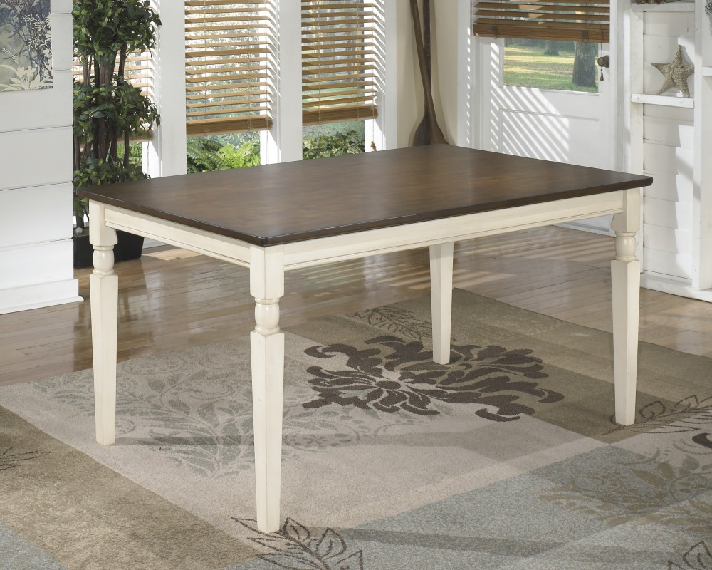 Whitesburg - Rectangular Dining Room Table