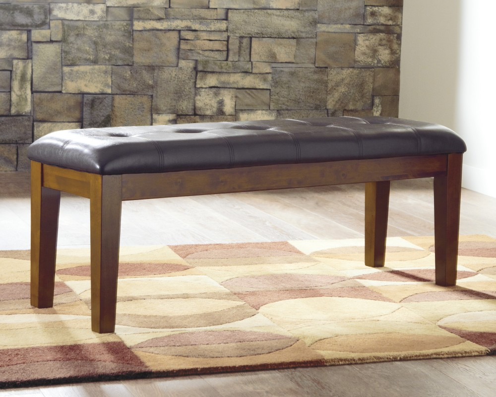 Ralene Large UPH Dining Room Bench D59400 Benches Furniture