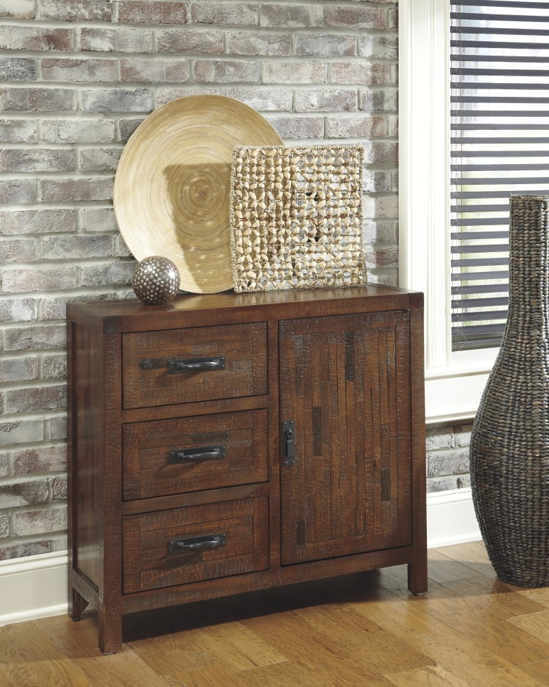 Rustic Accents - Accent Cabinet