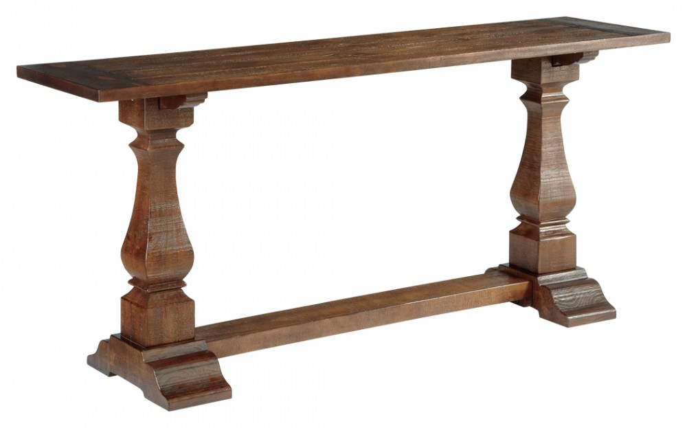 Rustic Accents - Console Table