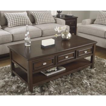 Larimer - Rectangular Cocktail Table