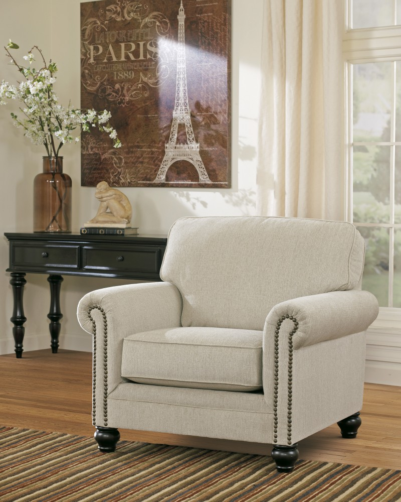 Milari - Linen - Chair