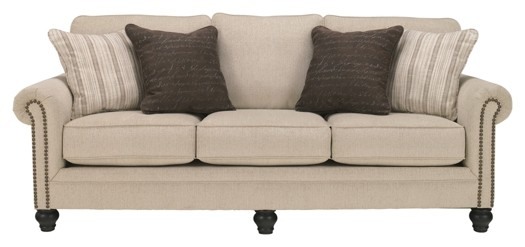 Milari - Linen - Queen Sofa Sleeper