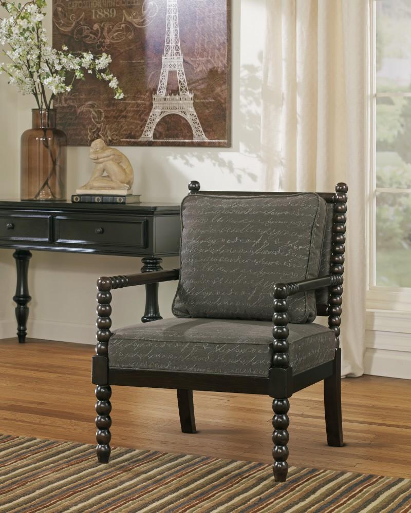 Milari - Linen - Accent Chair