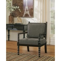 Milari - Linen - Accent Chair
