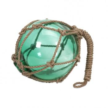 Green Buoyant Glass Float