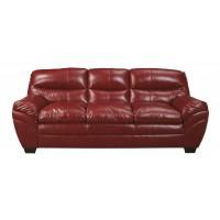 Tassler DuraBlend - Crimson - Sofa
