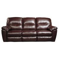 Kilzer DuraBlend - Mahogany - Reclining Sofa
