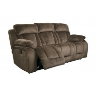 Stricklin - Chocolate - Reclining Sofa