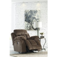 Stricklin - Chocolate - Power Rocker Recliner