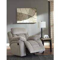 Stricklin - Pebble - Rocker Recliner
