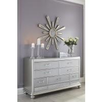 Coralayne - Silver - Dresser