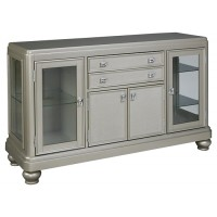 Coralayne - Silver Finish - Dining Room Server