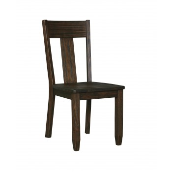Trudell - Golden Brown - Dining Room Side Chair (2/CN)