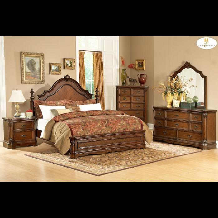 Montrose King Bedroom Group
