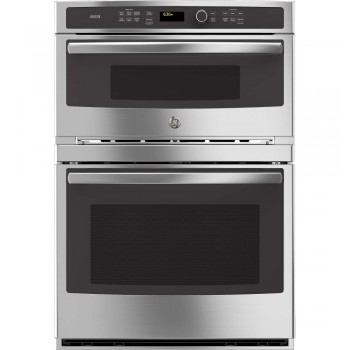 GENERAL ELECTRIC GE Profile Series 30 in. Combination Double Wall Oven with Convection and Advantium(R) Technology