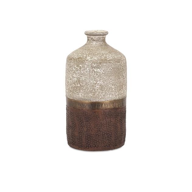 Sabah Small Terracotta Vase