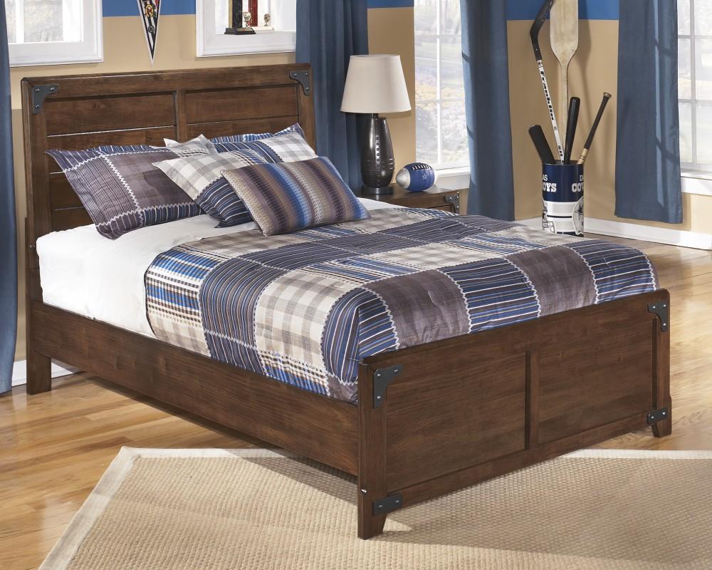 Delburne Full Bed