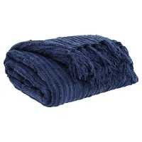 Noland - Navy - Throw