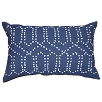 Simsboro - Navy - Pillow