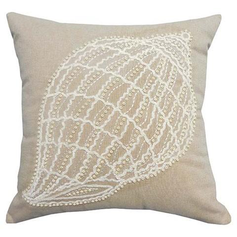 Anshel - Natural - Pillow Cover