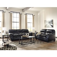 Tassler DuraBlend - Black - Sofa & Loveseat