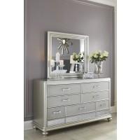 Coralayne Dresser & Mirror