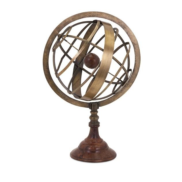 Beth Kushnick Armillary Globe