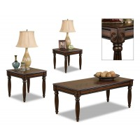 AMERICAN FURNITURE MANUFACTURING 2pk End Table